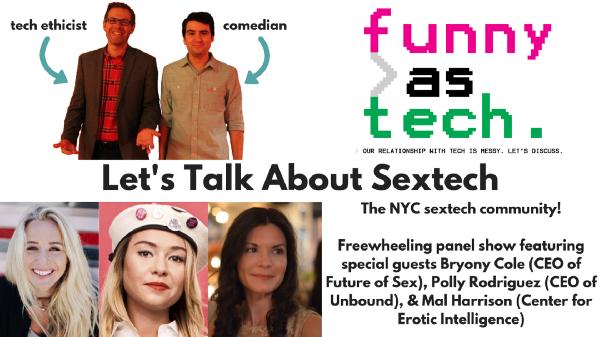 Let's Talk about Sextech 2