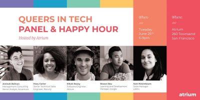 Queers in Tech Mixer 4