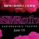 ASMRotica Audiogasmic Theatre June 19 19