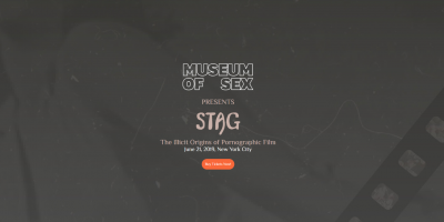 Pornhub's Illicit Origins of Pornographic Stag Film at Museum of Sex 4