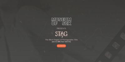 Pornhub's Illicit Origins of Pornographic Stag Film at Museum of Sex 2