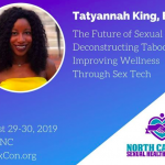 Tatyannah King Sexual Health Conf