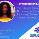 Tatyannah King Sexual Health Conf