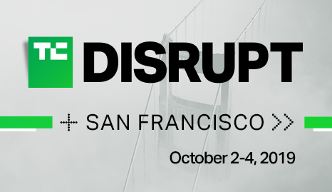 Disrupt Tech Crunch