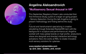 Multi-Sensory SexTech: Beyond Genital Stimulation 10