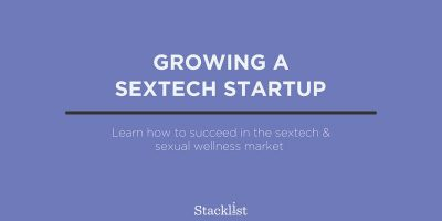 growing a sex tech startup